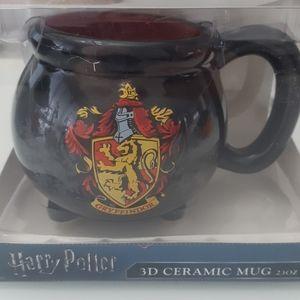Harry Potter Gryffindor 3D Ceramic Mug 23oz